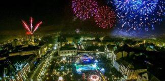 Revelionul orădenilor se anunță fastuos, cu focuri de artificii, în Piața Unirii