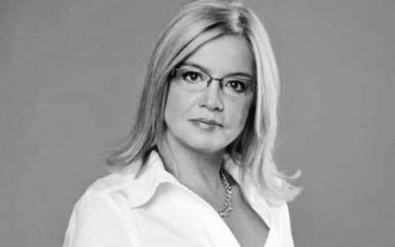 Cristina Țopescu a murit