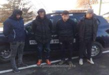 Patru cetățeni din Algeria şi Siria, opriți de poliţiştii de frontieră la graniţa cu Ungaria