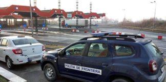 Vama Borș poliția