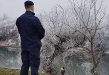 Jandarmi control pescari