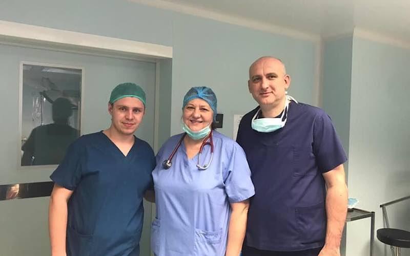 Prelevare de organe la Oradea