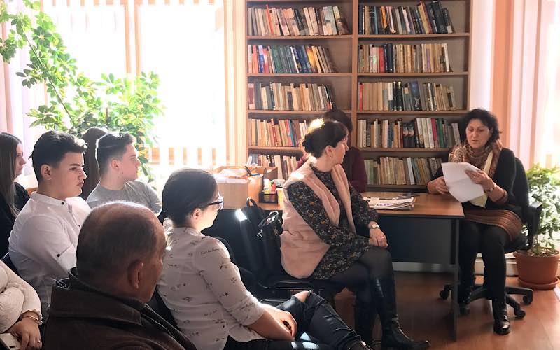 """Biblioteca orășenească """"Octavian Goga"""""""