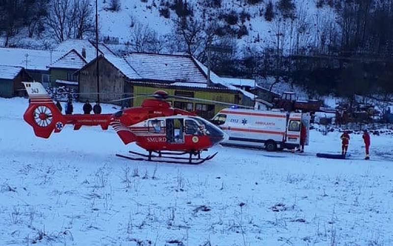 Elicopter smurd Borod