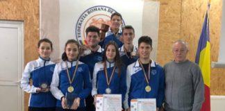 Bucsias Levente printre medaliați la CN de juniori