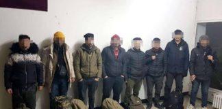 Opt cetățeni din Turcia sprijiniţi de un belgian au încercat să treacă ilegal în Ungaria