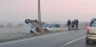 Accident Ianca