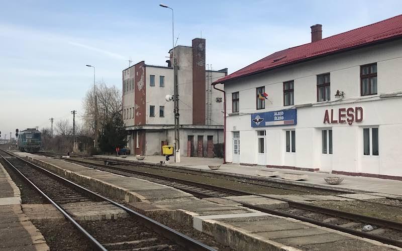 Gara Aleșd