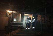 Explozie locuința din Gheghie