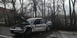Accident rutier Tileagd