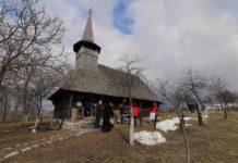 Biserica de lemn de la Valea Crișului