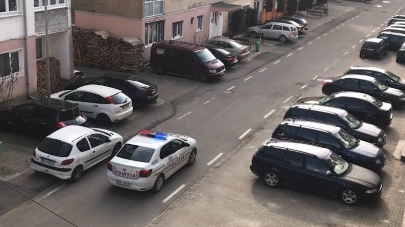 Mașina Polița Aleșd