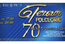 Tezaur Folcloric - Orchestra Crișana - 70 de ani, o vârstă care nu e de ici de colea!
