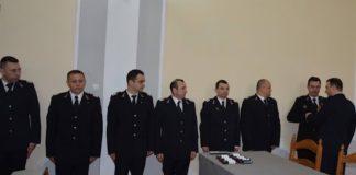 Pompieri avansați în grad