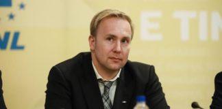 Ministrul Sănătății Victor Costache