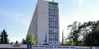 """Spitalul Clinic Municipal """"Dr. Gavril Curteanu"""" din Oradea"""