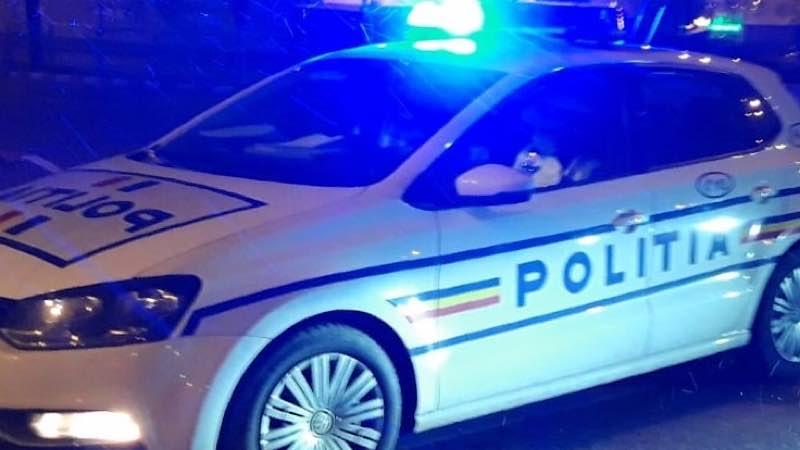 Mașina poliție