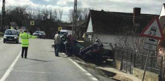 Accident Săcueni