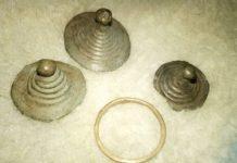 inel din bronz descoperite de Dan Marta în Gălășeni