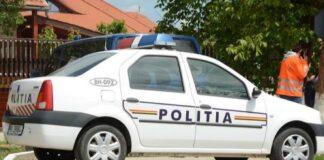 Mașina de politie