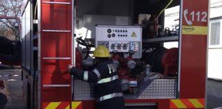 Mașină de pompieri
