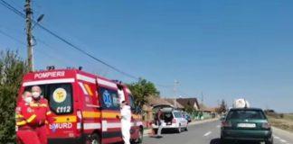 Accident mortal la intrarea în localitatea Săbolciu!