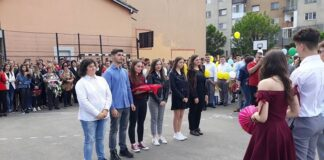 "Ceremonial de absolvire online la Colegiul Tehnic ""Alexandru Roman"" din Aleșd"