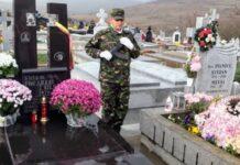 Mormântul eroului (pm) Silviu Fogorosi
