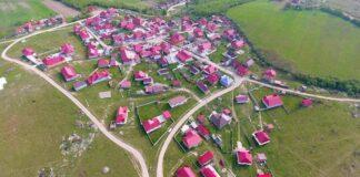 Colonia de rromi din Vadu Crișului