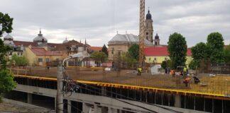 Parcarea de pe str. Brașovului din Oradea