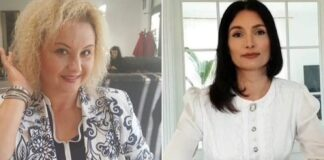 Buie Elvira Rîmbu (stânga) și Amalia Buie (dreapta) | FOTO: Facebook