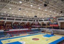 Arena Antonio Alexe din Oradea are un nou sistem de iluminat
