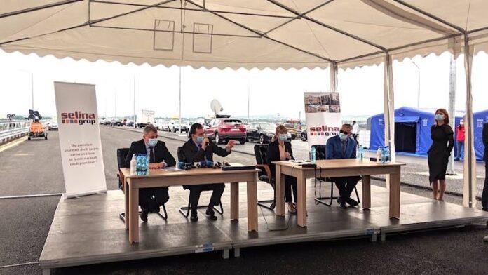Prim-ministrul Ludovic Orban a efectuat o vizită de lucru în Bihor