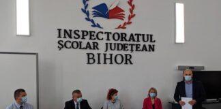Horea Abrudan a devenit adjunct al IŞJ Bihor