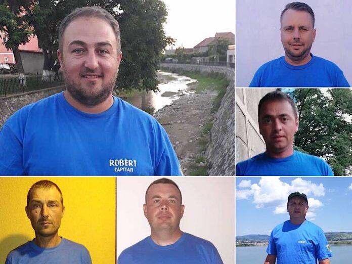 echipa AGVPS Alesd
