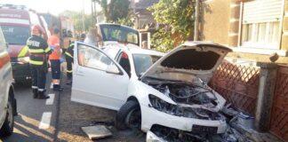 Accident în Negreni