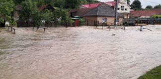 Inundații budoi