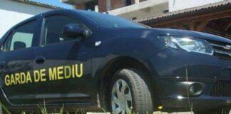 Mașina gărzi de mediu Bihor