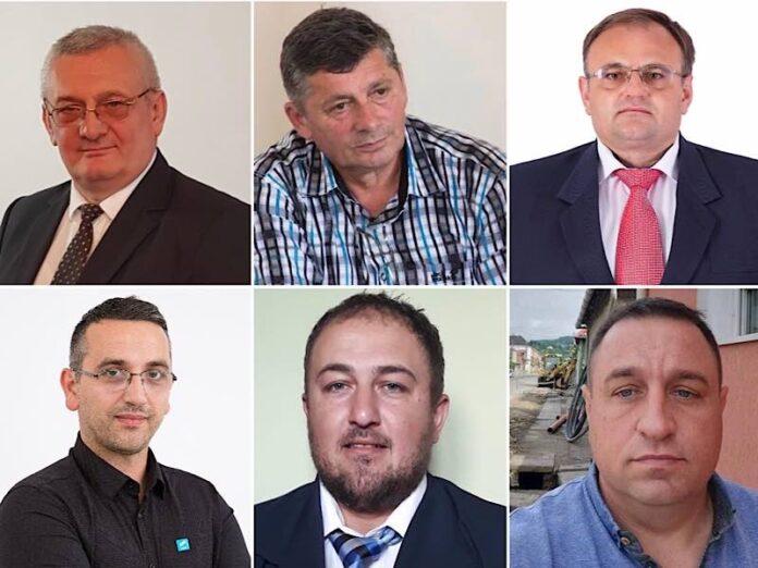 Cei 6 candidații pentru fotoliul de primar din Aleșd
