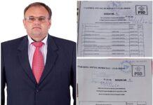 Cipleu Leontin, candidatul PSD la Primaria Aleșd