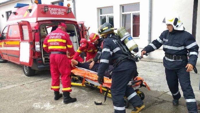 Pompierii din Aleșd