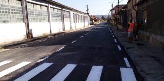 strada Tudor Vladimirescu din Aleșd