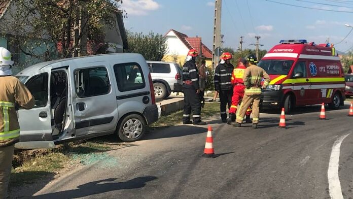 Accident în Chistag 15.09.2020