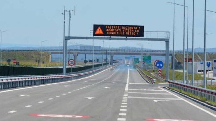 Autostrada transfrontalieră Oradea - Debrețin a fost inaugurată