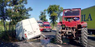 Accident Aușeu