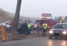Accident mortal Hidișelul de Jos