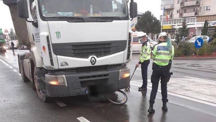 Accident mortal pe DN1 la Huedin