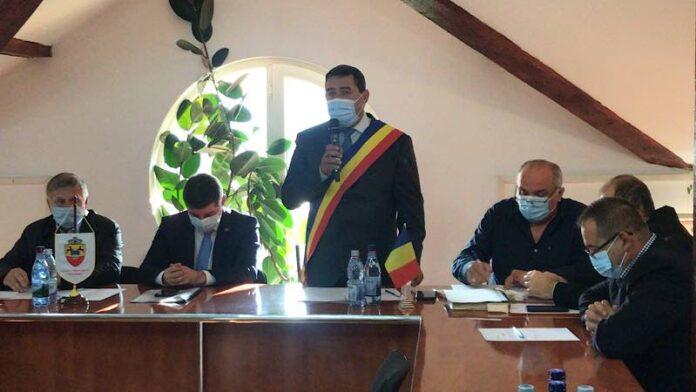 Primarul din Vadu Crișului, Cosma Dorel Florin