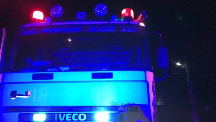Mașină Pompieri Aleșd