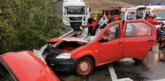 Accident mortal pe Piatra Craiului